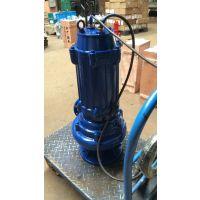 wq潜水式无堵塞排污泵50WQ10-10-0.75精益求精努力开拓潜水无堵塞排污泵