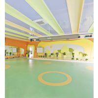 沈阳商用卷材塑胶地板生产工厂|卷材片材塑胶地板供应商批发运动地胶厂家直销