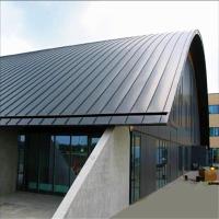 浙江32-310系列立边咬合铝镁锰 金属屋面|铝镁锰屋面板