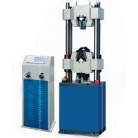 WE-100B型微机屏显式液压万能试验机