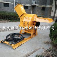 泰安联民供应大型自动中药切片机 盘式竹子木头打片机 安装步骤