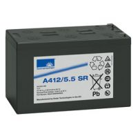 德国阳光蓄电池A412/5.5SR 12V5.5AH不间断免维护胶体应急电池
