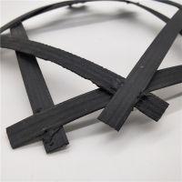 山东土工格栅厂家直销 50kn凸结点钢塑复合土工格栅路基加固专用
