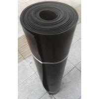 厂销工业橡胶板1米宽2cm厚耐磨绝缘橡胶垫光滑防水密封黑胶皮丁腈橡胶板减震块