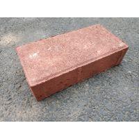 供应通体建菱砖一次成型 广场透水砖价格