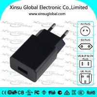 5V1.2A电源适配器,欧规CE,GS认证,电子琴电源,迷你琴游戏机适配器