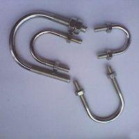 U型螺栓  U型抱箍 U形管卡 骑马管箍