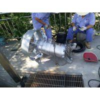 QJB潜水搅拌机CAD图 QJB4/6-400/3-740/S