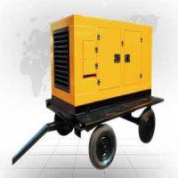 供甘肃移动发电机组和兰州拖车电站详情