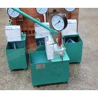 中西手动试压泵 双缸 型号:ZC99-SYL-5.5/63库号:M394781