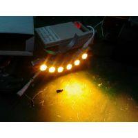 广顺销质三年古建筑照亮灯具 古建筑发光LED3W-9W瓦片灯