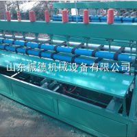 果蔬棉被加工引被机 振德 直线电动引被机 现代化缝被机 振德牌