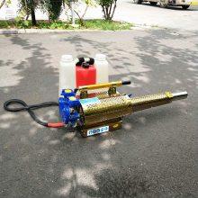 厂家直销脉冲式水雾烟雾两用机 农用大功率汽油打药机 乐丰牌