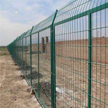 现货供应框架护栏网 停车场围栏网 机场防护铁丝网