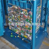 全自动打包机 多功能液压打包机 批发废金属压块机 振德直销