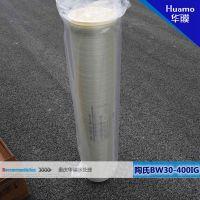美国陶氏反渗透RO膜BW30-400IG 水处理RO膜低压膜纯水设备工业膜