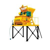 JS500,750,1000型混凝土搅拌机