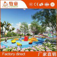 室外儿童游乐设施定制 大型户外儿童乐园感统游乐场设计安装