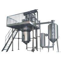 天沃专销.高效节能薄膜浓缩器三效废水蒸发结晶器工业.