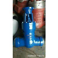焊接式高压闸阀 Z62Y-P54 100V