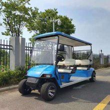 利凯士得厂家供应LK-Q05 敞开式5座电动观光车