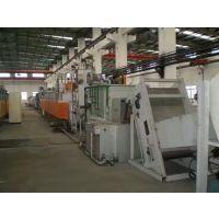 重庆洪金连续式热处理调质生产线/网带炉