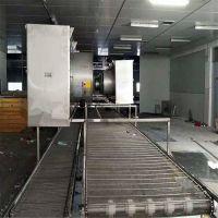 厂家直销速冻隧道 往复式水饺运输线 汤圆隧道式速冻设备