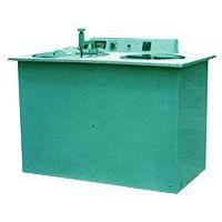 中西(LQS现货)砂轮砂轮片光谱磨样机(双盘) 型号:JJY6-GM5库号:M252055