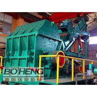博恒机械废钢金属破碎机设备破碎能力强 噪音小