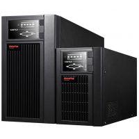 卫辉山特C10KS 10KVA延时6h稳压48节100AH电池柜连接线UPS不间断电源