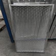 菱形孔2.5mm厚拉伸网板定制热线13422371639李先生-欧百建材供货商