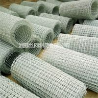 洲冠3mm镀锌白钢轧花网中(钢绞线钢丝网)@低碳钢丝编织网供应商