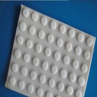 腾宏胶贴 实心硅胶垫 硅胶脚垫 透明防滑脚垫 可定制