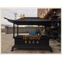 zy052供应长方形香炉,大小寺院铸铁长方形香炉