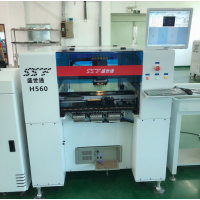 国产全自动多功能贴片机H560,可贴0402,0603+15000PHC