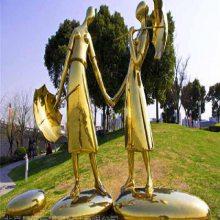 北京不锈钢雕塑厂家 异形雕塑 镀金镀钛 镜面不锈钢雕塑公司