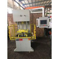 数字压装机自动分度液压机TGM高精度数字单臂油压压装机 压力位移范围可自行设定