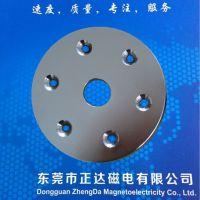 【正达磁电】钕铁硼罗丝位强磁 灯具专用锣丝孔磁铁 圆形和方形磁铁