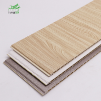 竹木纤维集成墙面 墙板墙饰全屋定制整装饰室内免漆快装