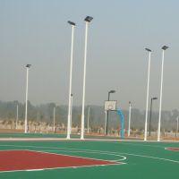 中山市镀锌灯杆厂家 雅浩照明体育场灯具配件 8米灯杆价格
