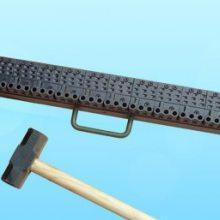优质品牌锤打式高强度订扣机 皮带钉扣机生产厂家