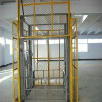 Parkson沛克森固定式液压导轨式货梯,1-18米高,H钢打造,载重大!