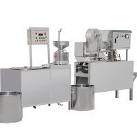 济南自动盒装内酯豆腐机 生产白玉豆腐的机器 厂家现货供应