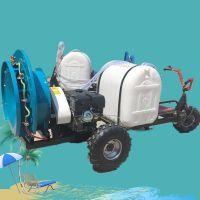 座驾式打药机 自走风送式喷雾机 果园风送式汽油喷雾器批发