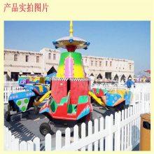 中小型庙会游乐设备弹跳小汽车游乐设备价格
