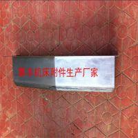 东莞市宇匠V8L高速加工中心钢板伸缩导轨机床护板