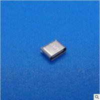 Type-C 母座连接器 USB 3.1 24P夹板短体汽车连接器插头