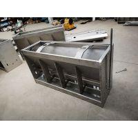 新乡不锈钢干湿下料器尺寸大小可以定做
