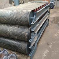 承德厂家定做可移动升降式皮带输送机 直销固定式爬坡化肥输送机