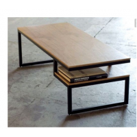 酒吧实木大班台实木会议桌大班桌实木洽谈桌实木展会桌定制